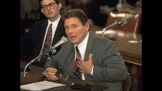 "1993 SPECIAL REPORT: FULL SAMMY ""THE RAT"" GRAVANO TESTIMONY TO U.S. SENATE"