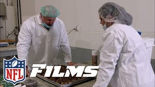 From Bowls To Nuts: The story of ex-NFL player Mike Lodish | NFL Films Presents
