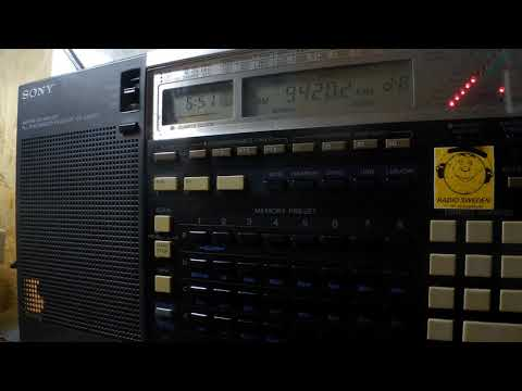 23 05 2018 Voice of Greece in Arabic to WeEu 0651 on 9420 Avlis tx#3