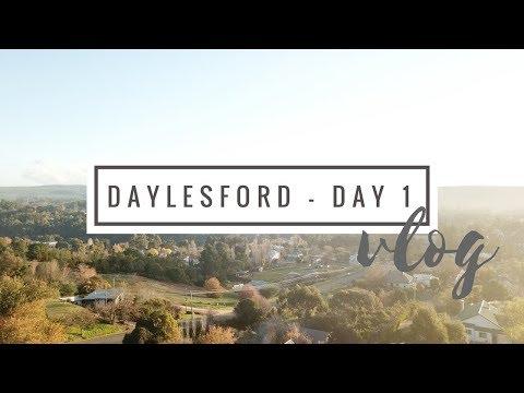 My Travel Diaries | DAYLESFORD - Day 1