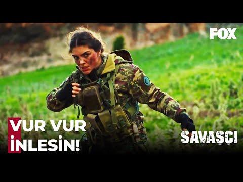 Çiğdem'den Leyla'ya Meydan Dayağı - Savaşçı 47. Bölüm