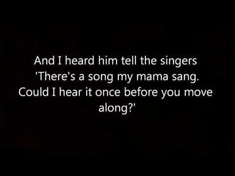 Sing Me Back Home -Merle Haggard (Lyrics)