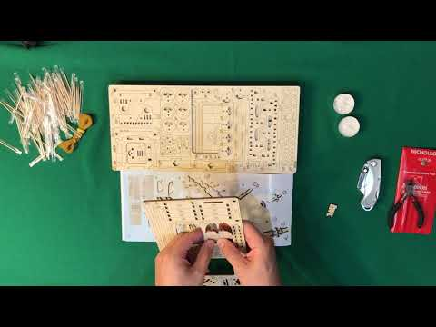 UGears Locomotive with Tender Assembly Instructions Video by UGears U