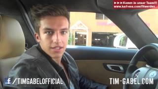 Tim holt bekommt einen Mercedes SLS AMG !? - TIM-GABEL.COM