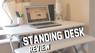 My Standing Desk Review