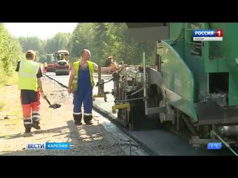 Дорогу Суоярви - Петрозаводск Минтранс Карелии планирует привести в порядок