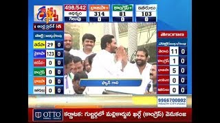 10 AM | Ghantaravam | News Headlines | 23rd May 2019 | ETV Andhra Pradesh