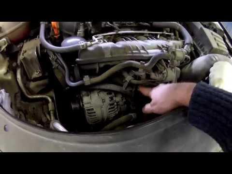 Как опрессовать впуск турбомотора VAG 1.8-2.0 T TSI TFSI