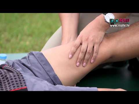 กายภาพบำบัด : เทคนิคการกระตุ้นกล้ามเนื้อก่อนเล่นกีฬา