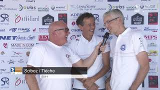 Interviews after the General Briefing - 63rd Coupe Aéronautique Gordon Bennett 2019