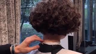 Биозавивка на короткие волосы от Bianca Lux