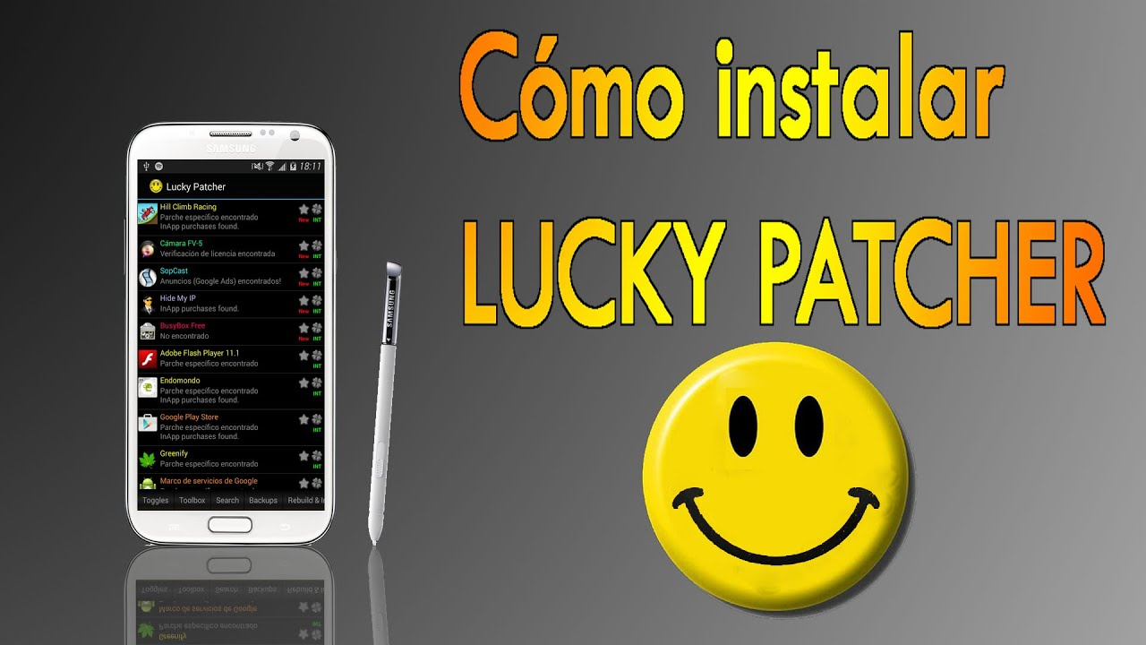 Lucky badoo patcher