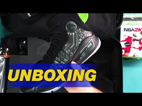 142841becc29 Under Armour s Super Exclusive VIP Curry 4 x Xbox Collab