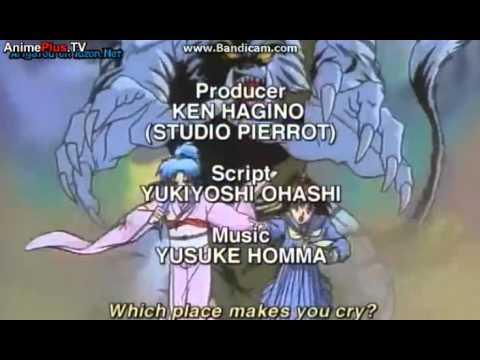 Yu Yu Hakusho Opening Theme - English Sub
