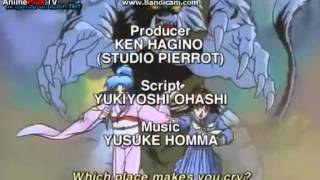 Yu Yu Hakusho Opening Theme - English Sub