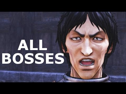 Berserk And The Band Of The Hawk - All Bosses (All Story Mode Boss Fights) (PC 2017)