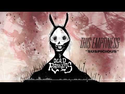 THE DEAD RABBITTS - Suspicious [Ft. Lizz Robinett] (Official Stream)