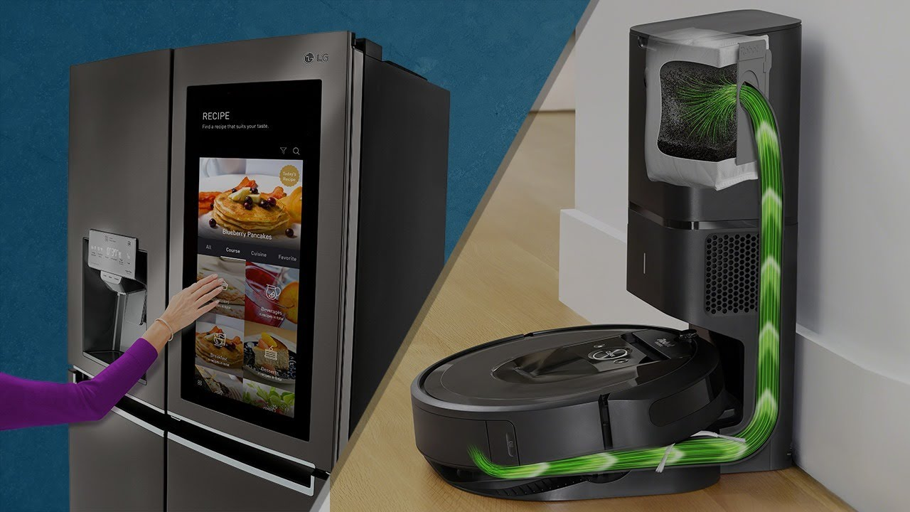 Top 10 Smart Kitchen Appliance You Must Know About 2019 Youtube