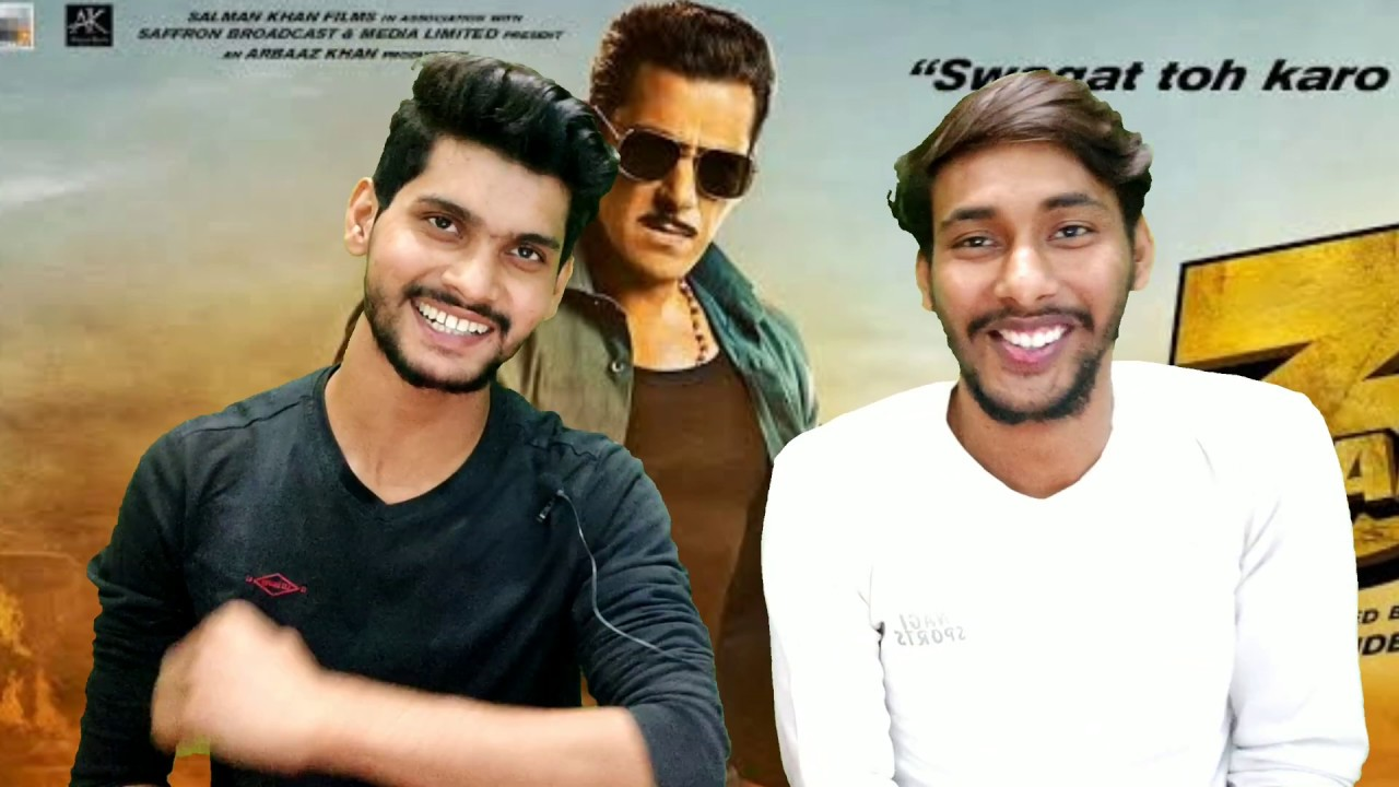 Dabangg 3 - Hud Hud Song REACTION VIDEO!! | Salman Khan | Sonakshi Sinha | Prabhu Deva