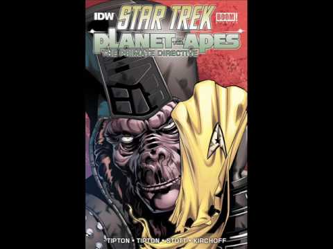 Star Trek/Planet of the Apes review