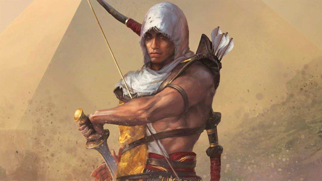 Assassin's Creed Origins - Combat, Hidden Pathways, Vultures, Smoke Bombs and More