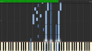 [Synthesia] deadmau5 - There might be coffee & Aural Psynapse (Evan Duffy)