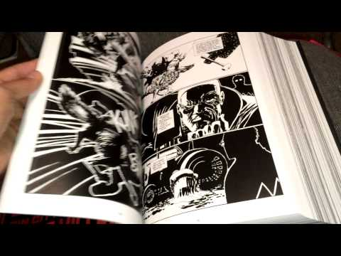 Big Damn Sin City by Frank Miller Omnibus Preview