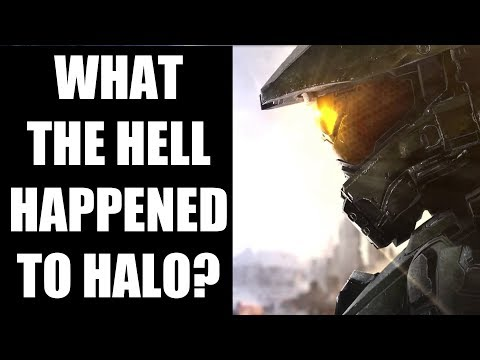 What The Hell Happened To Halo?