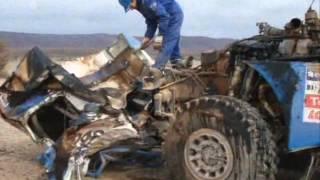 Когда серебро дороже золота(Авария Камаза на Дакаре - 2007., 2012-05-11T17:04:02.000Z)