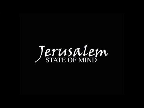 Jerusalem State of mind