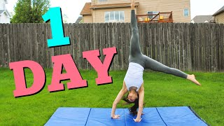 How to get y๐ur Cartwheel in ONE DAY