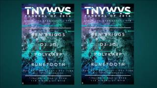 Repeat youtube video New Year's Eve: Presented by Tiny Waves @ The Geek Easy