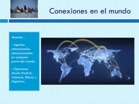 Presentación Ocean Transport Spain