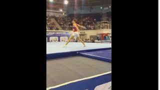 Nikita Ignatiev FX - Cup of Russia 2017 (Day 1)