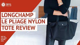 Longchamp Small Le Pliage Tote Review