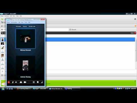 ISM VoIP Conversation