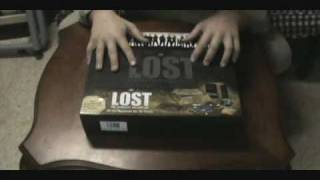 LOST: The Complete Collection (DVD) Unboxing (and secrets)