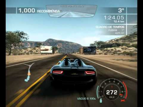 need for speed hot pursuit porsche 918 spyder concept study youtube. Black Bedroom Furniture Sets. Home Design Ideas
