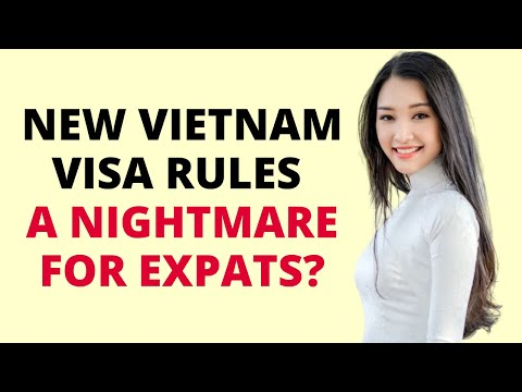 New Vietnam Tourist Visa Rules 2020 A Nightmare For Expats?