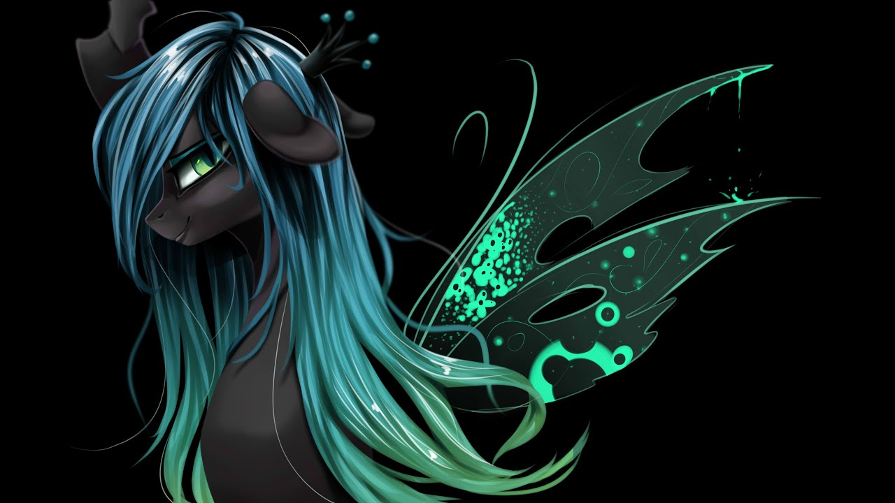 mlp fim queen chrysalis tribute youtube