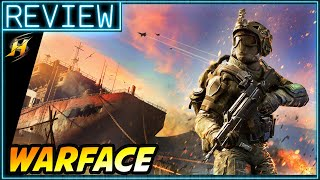 Warface Free To Play PS4 REVIEW