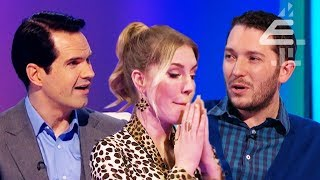 """We Have to Cut That"" Jimmy Carr to Katherine Ryan 