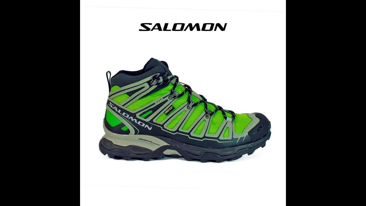 Salomon X Ultra Mid Gtx