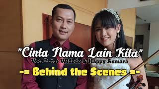 """Gambar cover Happy Asmara - Behind the Scenes (Taking Video Clip) Lagu """"CINTA NAMA LAIN KITA"""" dari Racita Record"""