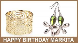 Markita   Jewelry & Joyas - Happy Birthday