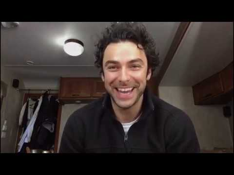 Poldark's Aidan Turner's acceptance speech for The Stage Debut Awards 2018