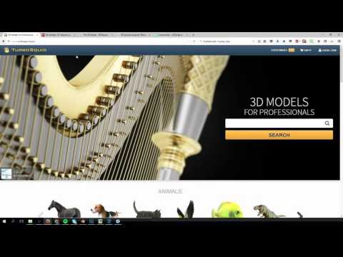 Where to Sell 3D Models for Money Online