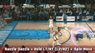 NBA JAM: On Fire Edition Tag & Team Fire Tips