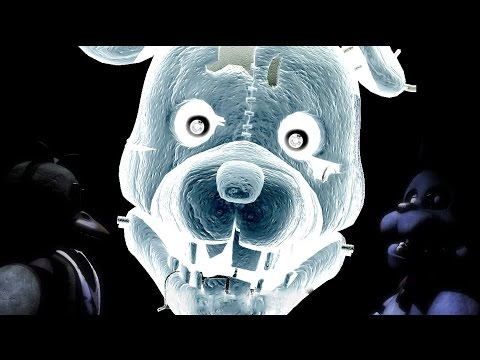 SECRET HIDDEN CHARACTER?! | Five Nights at Candy's #6