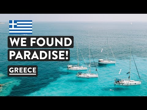 WORLD'S CLEAREST WATER? Greece Paxos & Antipaxos Islands | Med Experience Day 3 & 4